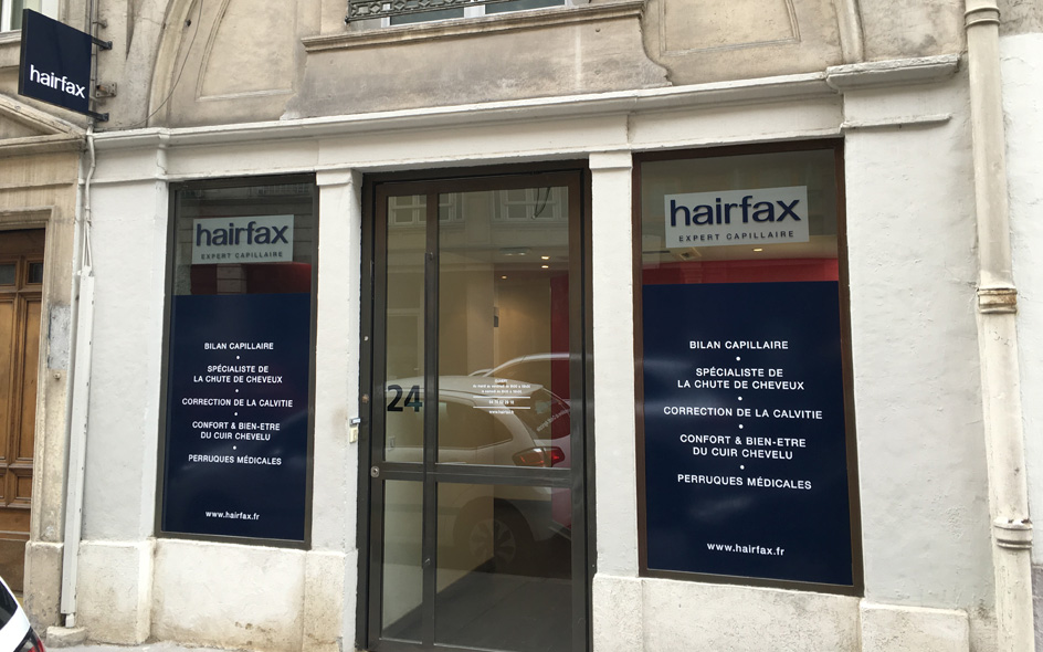 Photo Institut hairfax Lyon